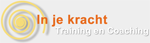 In je kracht. Training en Coaching